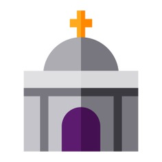 See more icon inspiration related to cultures, funeral, cementery, grave, graveyard, tomb, death and cross on Flaticon.