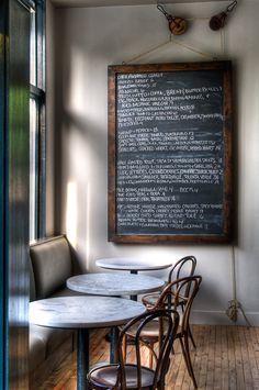 Cakes & Ale / Restaurant and Bar / Decatur, GA #signage