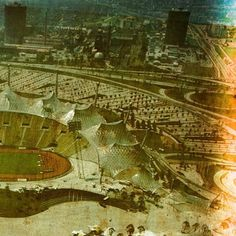 Alle Größen | munich (1;2) | Flickr - Fotosharing! #photo #mnchen #olympicsummergames #1972 #olympia #sommerspiele #vintage #1970s #munich