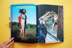 Jwrnl (Issue 2) #hellow #mexico #art #fashion #editorial #magazine