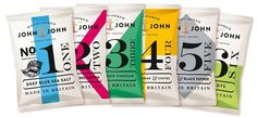 John & John Chips #packaging