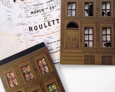 Paper Brownstones : Kelli Anderson