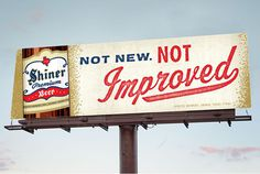 Karl Hebert's Design Work #typography #design #billboard