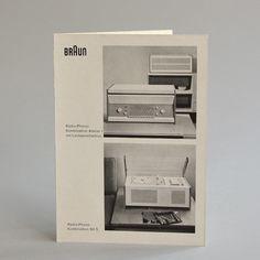 Braun audio systems card Wolfgang Scheitel 1957 via www.dasprogramm.org