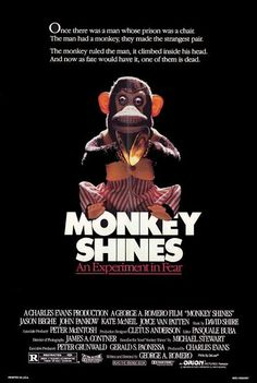 File:Monkey shines.jpg #design #graphic #poster