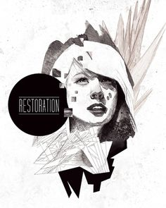 RESTORATION-final.jpg (640×800) #music #illustration #design #art