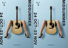 Best Awards Alt Group. / Silo Theatre 2013 Season Campaign #photography #design #graphic
