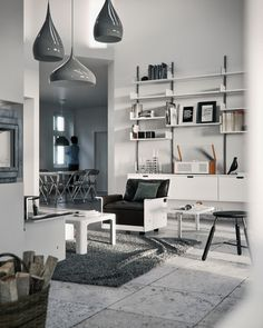 More 3D and an interview with Bertrand Benoit   emmas designblogg