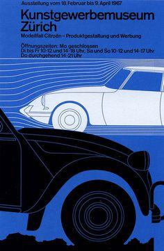 Image Spark dmciv #graphicdesign #citroen #1960s #posters