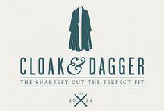 Cloak & Dagger #logo