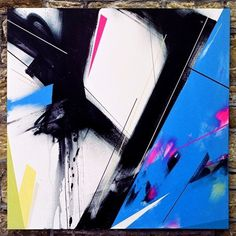 Remi Rough » Blog #graffiti #canvas #paint #spray