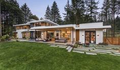 Wildwood House backyard