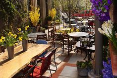 Tatula's Garden Restaurant