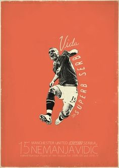 Sucker for Soccer on the Behance Network #football #vintage