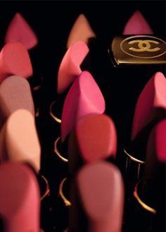 Chanel Lipstick #photography #chanel #lip