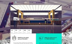 Medium #layout #web #parallax