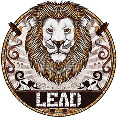 Grow on the Behance Network #illustration #lion #animal #crest