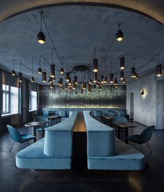 Bar & Lounge / Formafatal and Machar & Teichman