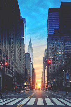 Good Morning Manhattan