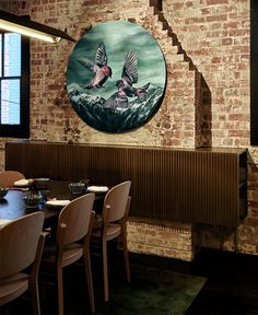 Lee Ho Fook Restaurant Design - #restaurant