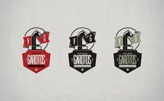 Cezar Bianchi Branding & Design » Logotipo Velhos Garotos Rockband #logo #identity #branding