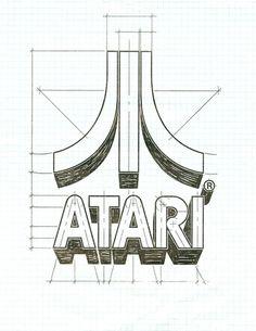 Friday find: Atari logo