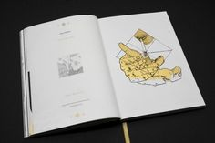 Nem tudo o que reluz xc3xa9 ouro on Behance #smoke #screenprint #drawing #illustration #gold #heymikel