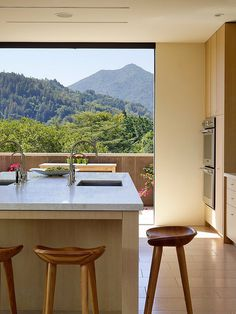 San Anselmo Residence by Charlie Barnett Associates 9