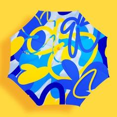 Abstract graffiti pattern illustration by Andrei Robu www.robu.co
