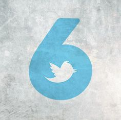 Happy Birthday TWITTER on the Behance Network #happy #birth #six #hasi #6th #prishtina #twitter #berin #day #kosova