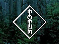 TOTUM #totum #brand #logo #jungle #typography