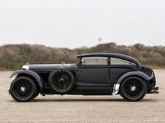 MY FEEDLY: 1930 Bentley Blue Train