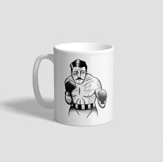 Illustration for t-shirt #tshirt #layout #illustration #boxing #americantraditional #american #traditional #tattoo #mug #cozy #mockup