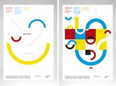 Design Werkstatt #vector #minimal #poster