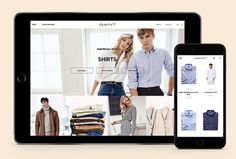 Gant by Essen International #website #web