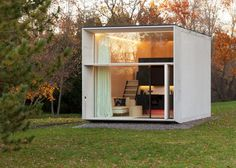 Kodasema creates tiny prefab house that moves with its owners