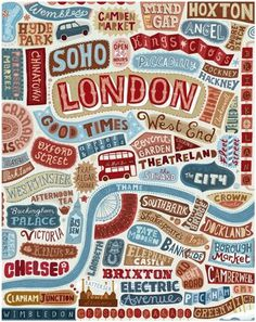 FFFFOUND! #london #type #drawn #hand