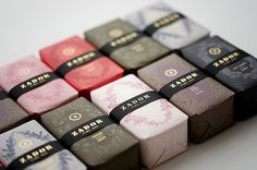 ZADOR on Behance #packaging #soap