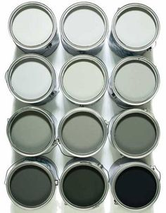 Things Organized Neatly: How To Gray Gracefully by Jonathon Kambouris #grey