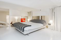 stockholm bedroom #interior #design #decor #deco #decoration