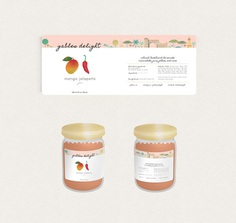 Jam Maker Identity Branding: Gables Delight on Behance