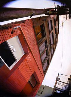 Realistic Urban Paintings by Graeme Berglun_5