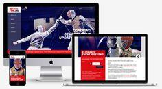 branding, website