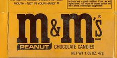 Vintage Candy Packaging- TheDieline.com - Package Design Blog #packaging #candy #vintage