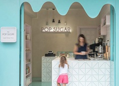 Pop Sugar - Sweet Shop in Stavros, Chalkidiki by Normless