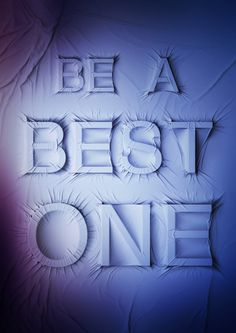 Be a Best one