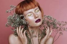 Gorgeous Female Portrait Photography by Olga Gridina