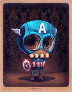 il_430xN.117259080_grande.jpg 430×547 pixels #print #design #mike #captain #mitchell #painting #america