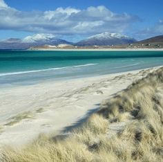 """Scotland BDM on Instagram: """"Isle of Harris, looking like a tropical beach, until the snow caps bring us back to reality 😃 ⠀ . ⠀ . ⠀ . ⠀ 📷 @sheana_c⠀ . ⠀ . ⠀ .⠀…"""""""