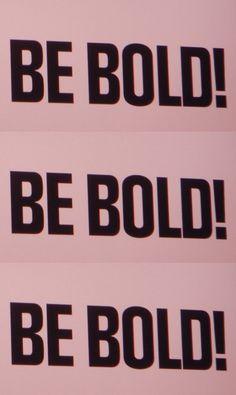 BE BOLD! OFFF BCN _screen PHOTOGRAPHIE © [ catrin mackowski ]
